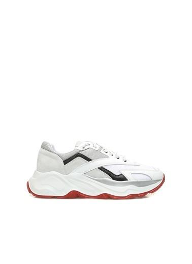 George Hogg Kadın  Sneakers 7004768 Beyaz